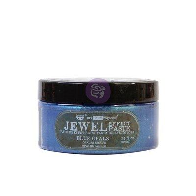 Finnabair - Art Extravagance - Jewel Texture Paste - Blue Opals