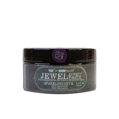 Finnabair - Art Extravagance - Jewel Texture Paste - Sparkling Onyx