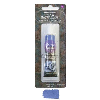 Finnabair - Art Alchemy - Matte Wax - French Lavender