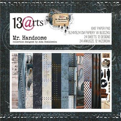 """Mr. Handsome 6""""x6""""-os kollekció"""