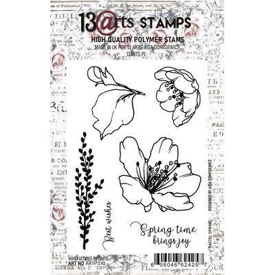 Pastel Spring A7-es bélyegző