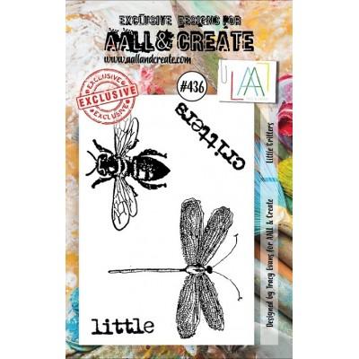 AALL and Create A7-es bélyegző no.436