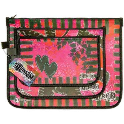 Dylusions Designer Accessory Bag Set des.2.