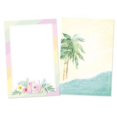 Summer vibes - 4x6-es kártya szett - 10 db