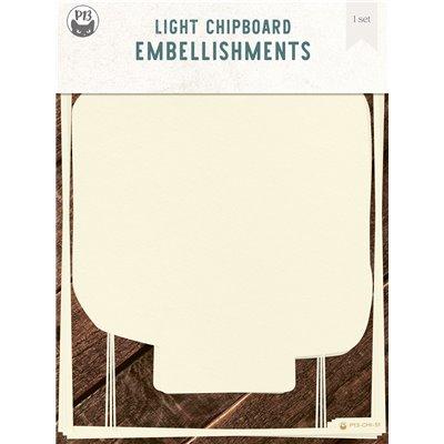 Chipboard albumalap - Belső lapok a Fényképezőgép 02 albumalaphoz