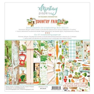 Country Fair - 12'x12'-es mini kollekció