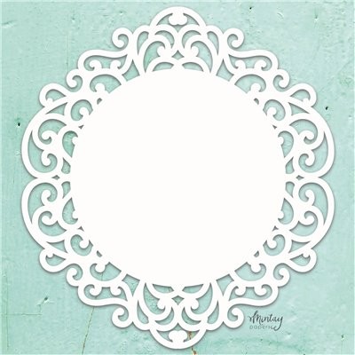 Mintay Chippies - Decor -Fancy Circle