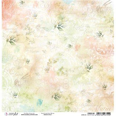 "Notre Vie Tags & Frames 12""x12""-es papír"
