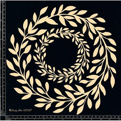Leafy Frame Set des.3
