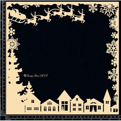 Christmas Frame Large