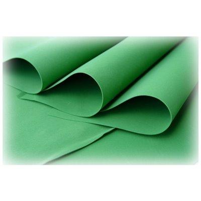 Foamiran - zöld