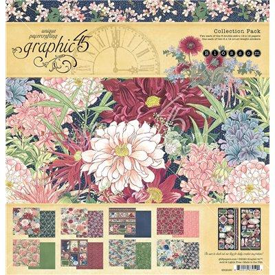 "Graphic 45 - Blossom kollekció (12x12"")"