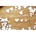 Confetti - szívek