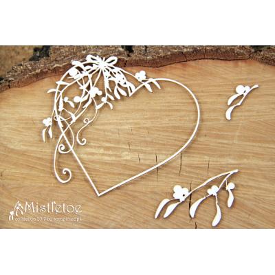 Mistletoe - szív