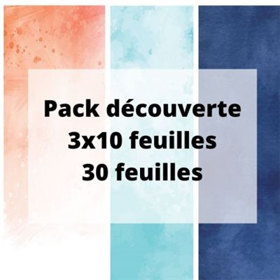 Back to Basics A contre courant - Discovery pack - 30 db