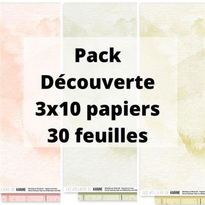 Back to Basics Bienvenue chez moi - Discovery pack - 30 db