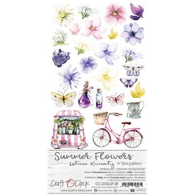 Summer Flowers extra szett