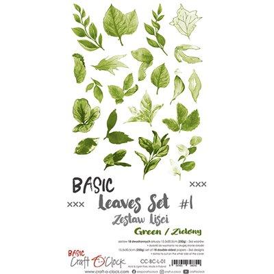 Leaves extra szett des.1