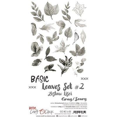 Leaves extra szett des.2