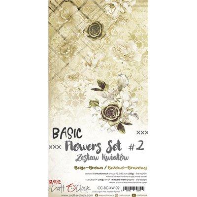 Flowers extra szett des.2