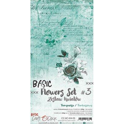Flowers extra szett des.3