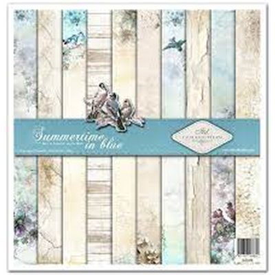 "Summertime in blue 12x12"" kollekció"