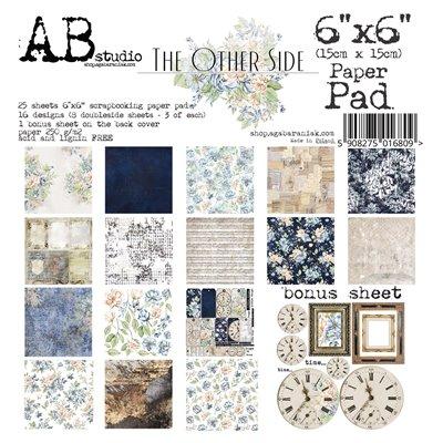 """The other side 6""""-es scrapbook papír kollekció"""