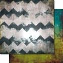 Paint Chips mini kollekció -  6 db 12x12-es papír
