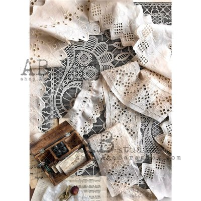 Decoupage papír 0176 @blaukitchen