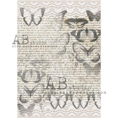 Decoupage papír 0174