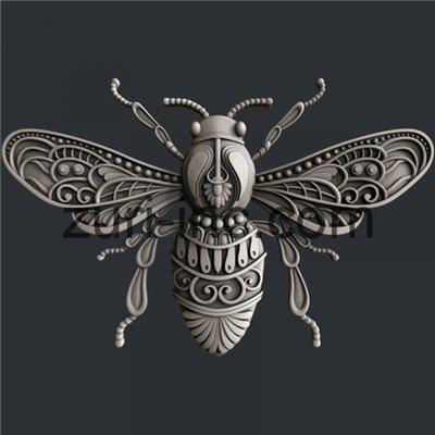 Zuri - Szilikon öntőforma - Mould - Busy Bee