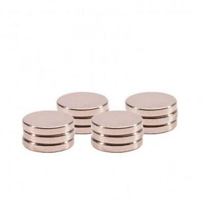 Erős mágnes - 10x1 mm (12 db)