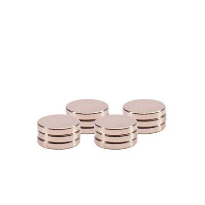 Erős mágnes - 6x1 mm (12 db)