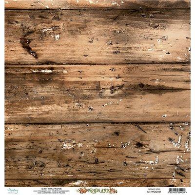 Woodland - 12'x12'-es maxi kollekció