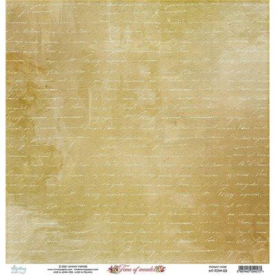 Time of Wonders - 12'x12'-es maxi kollekció