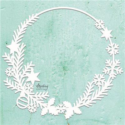 Mintay Chippies - Decor -Christmas Wreath