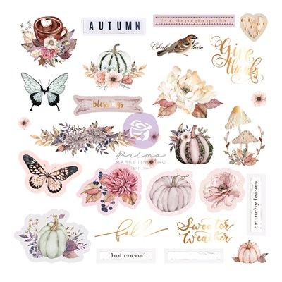 Hello Pink Autumn kollekció - Ephemera - 28db
