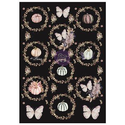 Hello Pink Autumn kollekció - Rizspapír - A4