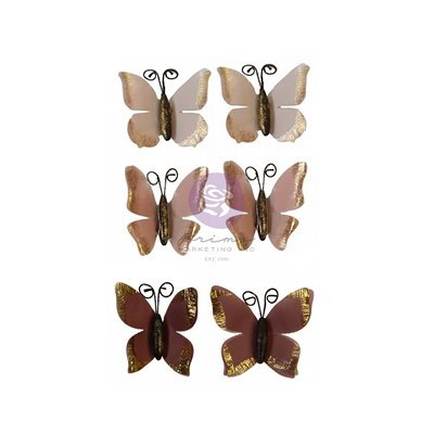 Sharon Ziv Flowers - Butterfly Chase - 6db