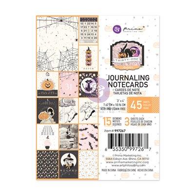 Thirty-One kollekció - 3x4-es Journaling Cards - kártyák