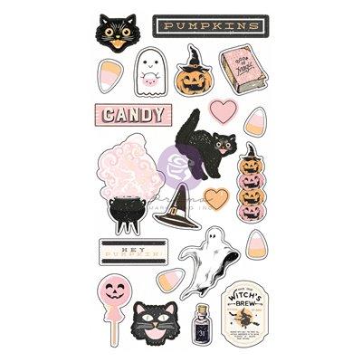Thirty-One kollekció - Puffy Stickers - 22db