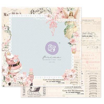 Christmas Sparkle 12x12-es fóliás maxi kollekció - 16 lap