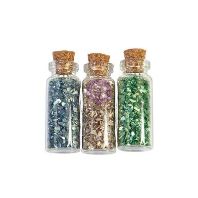 Christmas Sparkle kollekció - Glass Glitter - 3x4g