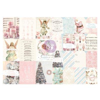 Christmas Sparkle kollekció - Rizspapír A4