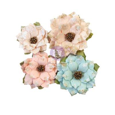 Prima Flowers® Christmas Sparkle kollekció - Sparkly Jolly - 4db