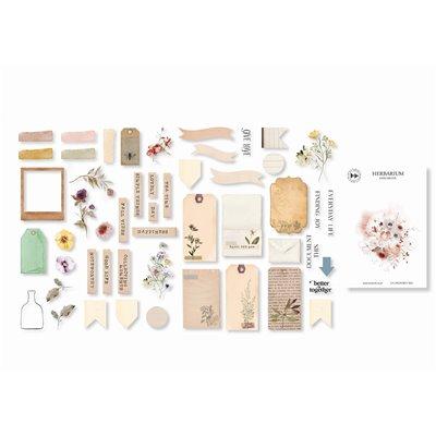 Herbarium - kivágatok 60db