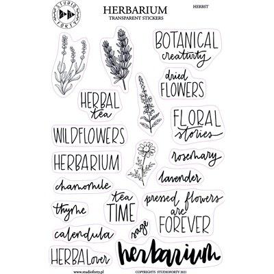 Herbarium - fólia matrica