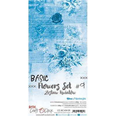 Flowers extra szett des.9