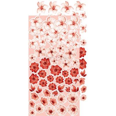 Flowers extra szett des.10