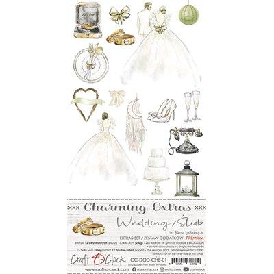 CHARMING EXTRAS - 01 - WEDDING